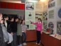 Экскурсия в музее колледжа