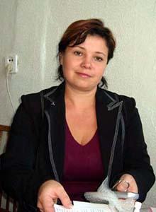 Третьякова Оля Ринатовна